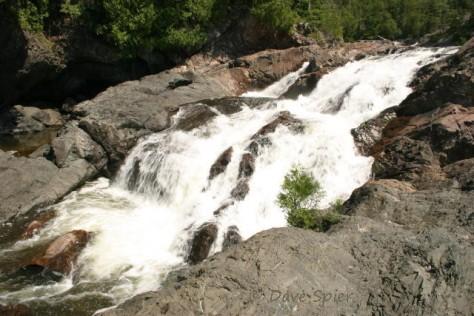 the lower Chippewa Falls